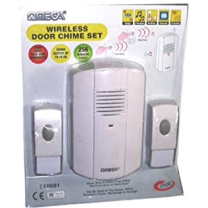 Wireless Front Door Bells Security Sistems
