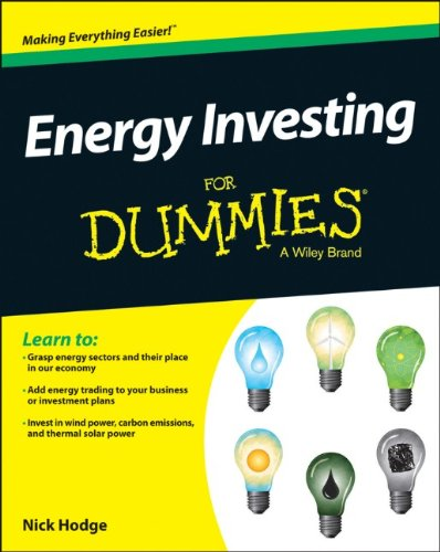 Energy Investing For Dummies (For Dummies (Business