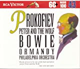 echange, troc Prokofiev, Bowie, Ormandy, Pso - Peter & The Wolf