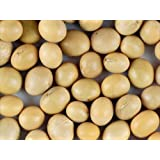 Certified Organic Dried Yellow Soybeans - 10 Lb - Perfect for Use in a Soy Milk Making Machine to Make Soy Milk. Makes Tofu, Roasted Soy Beans, Emergency Food Storage, More