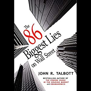The 86 Biggest Lies on Wall Street Hörbuch