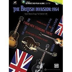 British Invasion 1964 Ultimate Easy Guitar Play