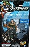 Marvel Legends Avengers Movie Exclusive 6 Inch Action Figure Loki Includes Collectors Base