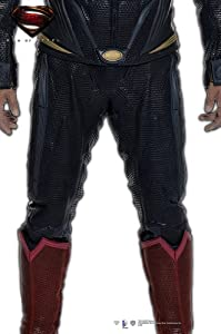 UD Replicas Superman Man of Steel Leather Pants, X-Small