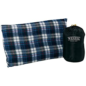American Recreation Products 49244 12 x 20-Inch Camp Pillow - Quantity 6