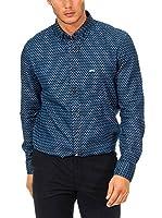 Mc Gregor Camisa Hombre (Azul)