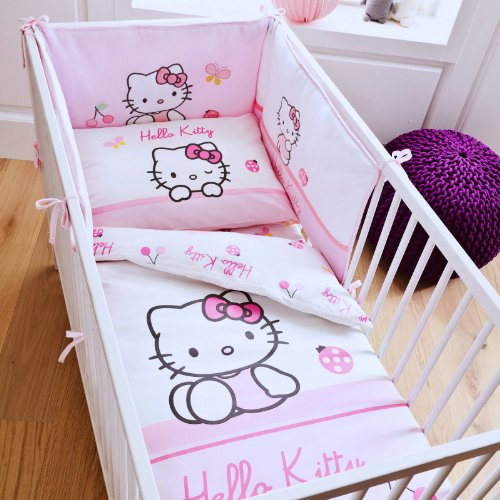 hello kitty bettw sche. Black Bedroom Furniture Sets. Home Design Ideas