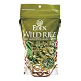 Eden Wild Rice, 7-Ounce Pouches (Pack of 4)