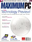 img - for Maximum Pc, December 2008 Issue book / textbook / text book