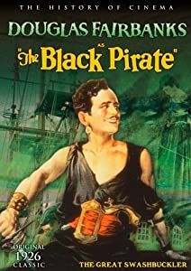 Douglas Fairbanks: The Black Pirate [Import]
