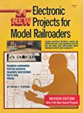 img - for 34 New Electronic Projects for Model Railroaders book / textbook / text book