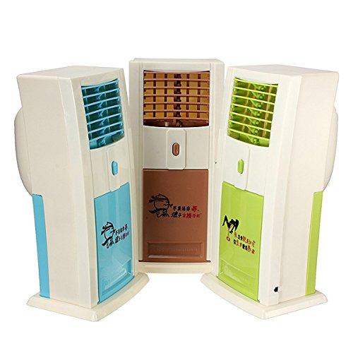 Mini USB Battery Powered Wind Cooling Fan Air Conditioner