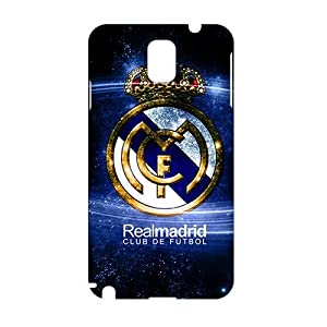 Real Madrid Logo 3D Phone Case for Samsung Galaxy Note 3