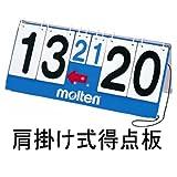 molten(モルテン) 肩掛け式得点板 CT15