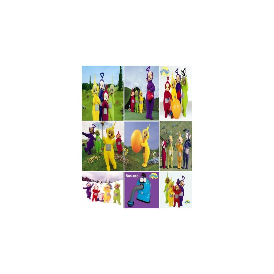 PBS Kids, BBC Classic Teletubbies Stickers