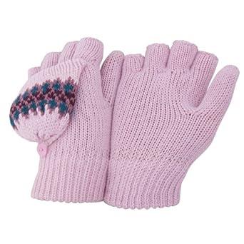 Amazon.com: Little Girls Kids/Childrens Capped Winter