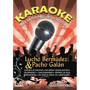 Karaoke: LUCHO BERMUDEZ & PACHO GALAN movie