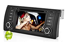 See 1 DIN Android 4.2 Car DVD Player for BMW E39 - 7 Inch Touch Screen, Rockchip Cortex A9 Dual Core CPU, GPS, 8GB Internal Memory Details