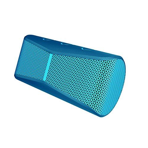 Logitech-X300-wireless-Stereo-mobiler-Lautsprecher-blau