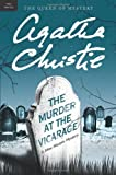 Agatha Christie The Murder at the Vicarage (Miss Marple Mysteries)