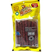 Super Dog Munchy Sticks Mutton 25 Pieces (Pack Of 2)