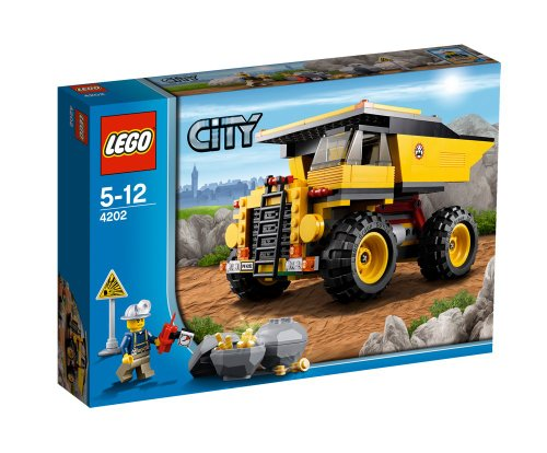 LEGO City 4202 - Muldenkipper