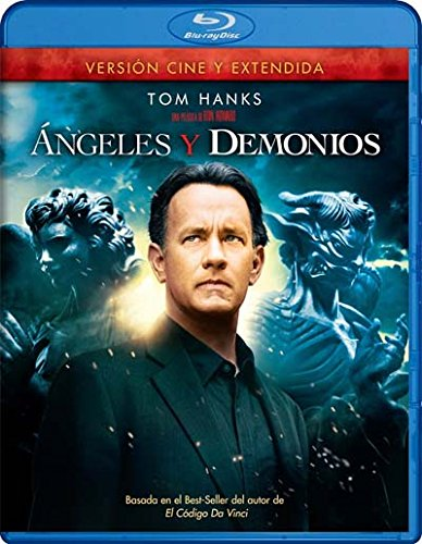 Ángeles Y Demonios (Blu-Ray) (Import) (2009) Tom Hanks; Ewan Mcgregor; Ayele