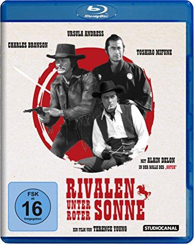 Rivalen unter roter Sonne [Blu-ray]