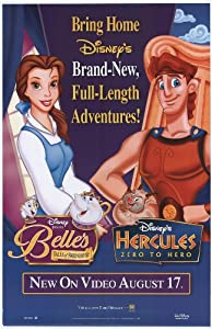 Belle's Tales of Friendship (1999) - Movietube