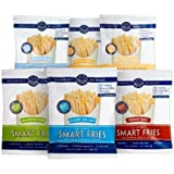 Gourmet Basics Smart Fries 6-Flavor Variety Pack, 1-Ounce Bags (Pack of 24)