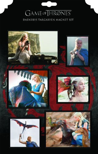 Dark Horse Deluxe Game of Thrones: Daenerys Targaryen Magnet Set