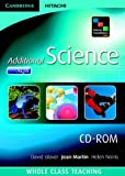 Science Foundations Additional Science Whole Class Teaching CD-ROM: Volume 0, Part 0