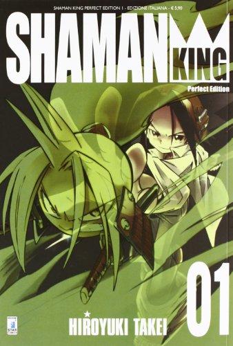 Shaman King. Perfect edition: 1