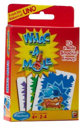 Whac-A-Mole Card Game - 1
