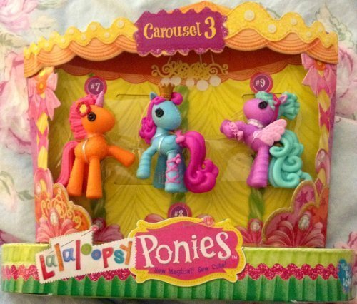 Lalaloopsy Ponies - Carousel 3 (3 Pack)