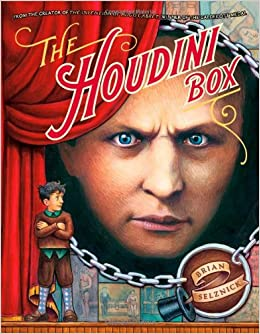 Houdini Box by Brian Selznick book cover
