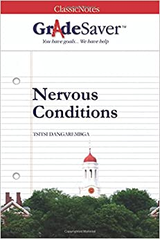 essay on nervous conditions by tsitsi dangarembga