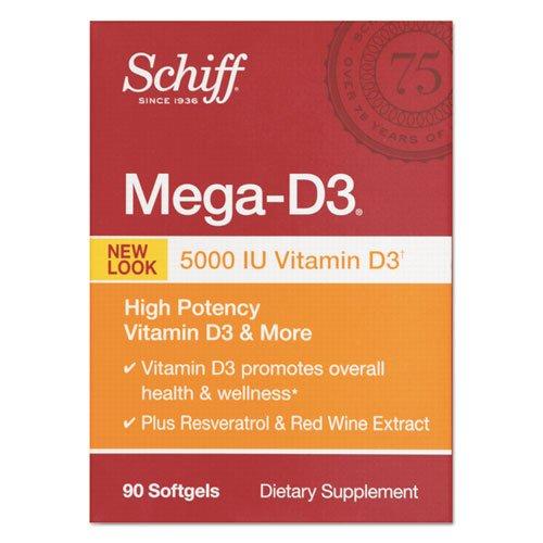 Mega D3 Vitamin