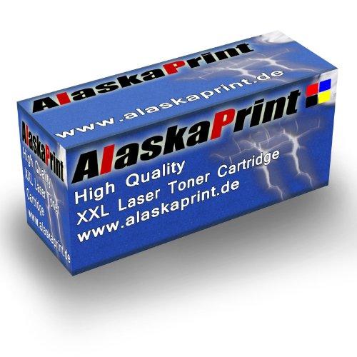 Alaskaprint 2x Kompatible Druckerpatronen Als Ersatz für Hp 932 XL (Schwarz)