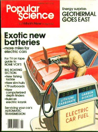 Popular Science 1980 Volvo Diesel Prevue Mustang Firebird Transam Z28 Amx 2 1979