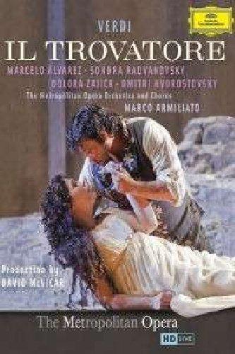 Il Trovatore (Marcelo Alvarez) - Verdi - Blu Ray