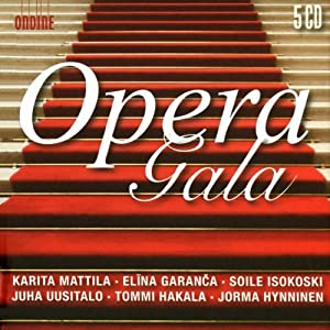 Opera Gala - 5 CD Collection