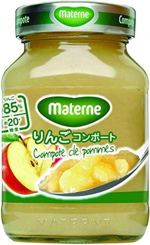 Materne(マテルネ) りんごコンポート290g