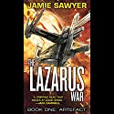 Artefact: The Lazarus War Audiobook by Jamie Sawyer Narrated by Jeff Harding