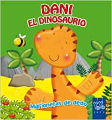 Dani el dinosaurio: 9788408043706: Amazon.com: Books