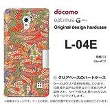 docomo Optimus G Pro L-04E ケース Optimus G Pro L-04E カバー ケース・ジャケット【和柄(G)/l04e-M757】