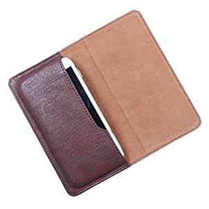 Dooda PU Leather Flip Pouch Case For Lenovo S580