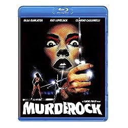 Murder Rock aka Murder-Rock: Dancing Death [Blu-ray]