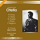 Otello (2CD) Giuseppe Verdi/Thomas Beecham