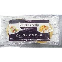 ビュッフェパンケーキ(38g×8枚)×5組 冷凍